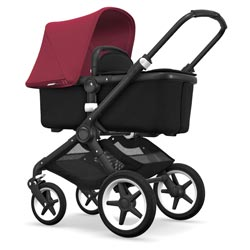 Bugaboo Fox Pack Black