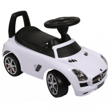 Loopauto Mercedes Benz SLS AMG Wit