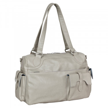 Laessig Shoulder Bag Verzorgingstas Stone