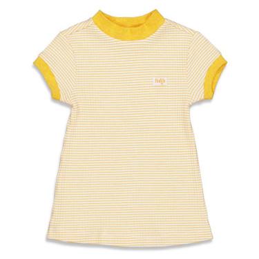 Feetje  Nachthemd wafel Okergeel 62