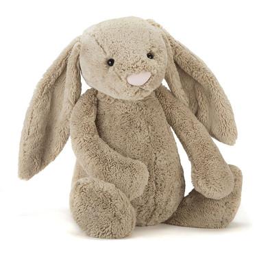 Jellycat Bashfull Bunny Beige (18 cm)