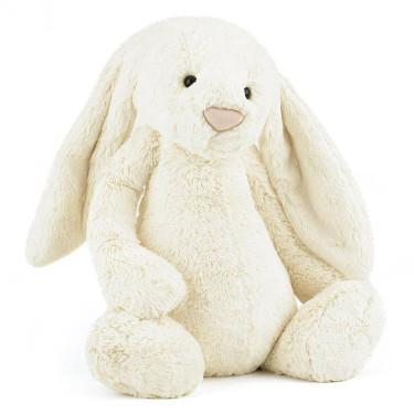 Jellycat Bashfull Bunny Cream (31 cm)
