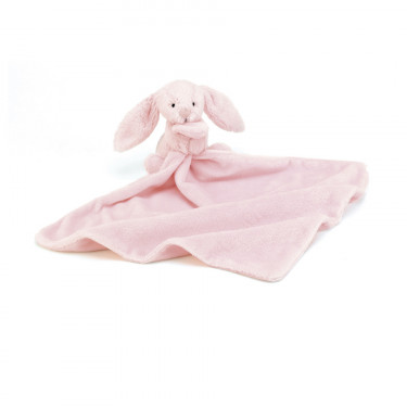 Jellycat Bashfull Bunny Pink Soother