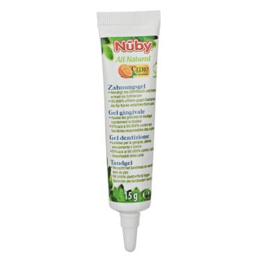 Nuby Citroganix Tandgel (15 gram)