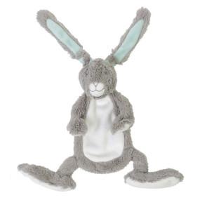 Happy Horse Grey Rabbit Twine Knuffeldoekje (20 cm)