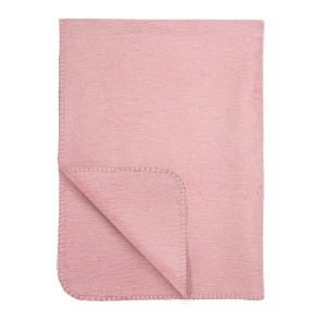 Meyco Ledikantdeken Uni Warm Pink 100x150