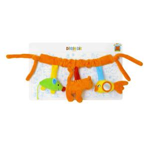 Happy Horse Dikkie Dik Kinderwagenspeelgoed (30 cm)