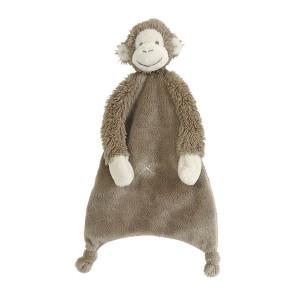 Happy Horse Clay Monkey Mickey Knuffeldoekje (28 cm)