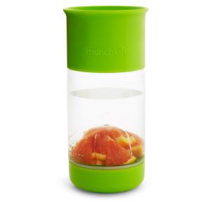 Munchkin Kid Miracle 360° Fruit Infuser Green