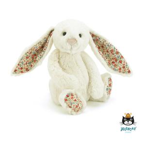Jellycat Blossom Cream Bunny Small (18 cm)