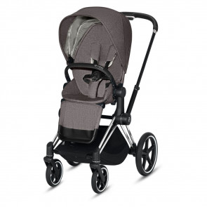 Cybex Priam Chrome-Zwart 2020