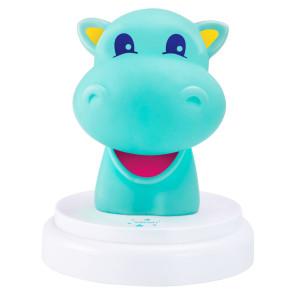 Alecto Silly Hippo Nachtlampje
