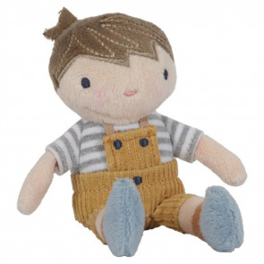 Little Dutch Knuffelpop Jim 10cm