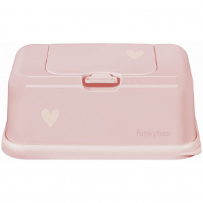 Funkybox Pale pink - Little hart