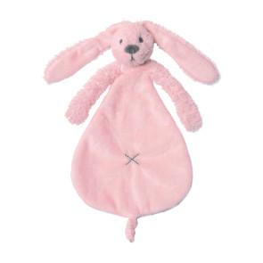 Happy Horse Pink Rabbit Richie Knuffeldoekje (25cm)