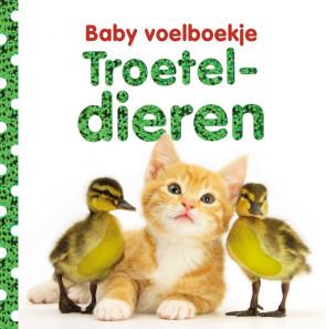 Baby Voelboekje -Troeteldieren-