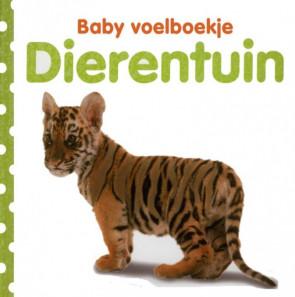 Baby Voelboekje -Dierentuin-