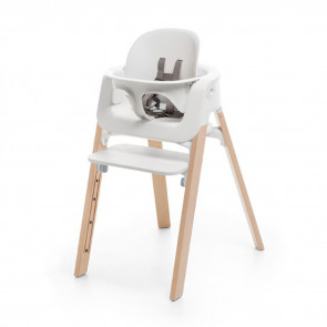 Stokke® Steps™ Kinderstoel + Babyset™ GRATIS STOKKE TRAY