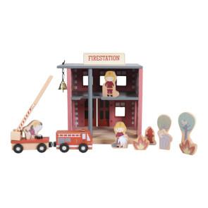 Little Dutch Railway Collection Brandweerkazerne
