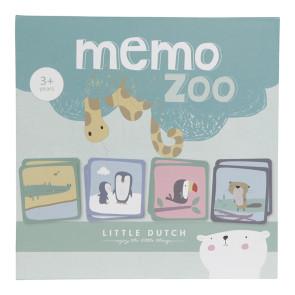 Little Dutch Memo Zoo