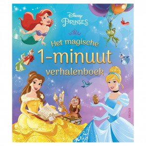 Disney Prinses Het Magische 1 Minuut Verhalenboek