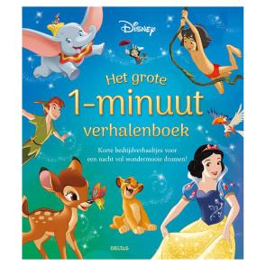 Disney Het Grote 1 Minuut Verhalenboek