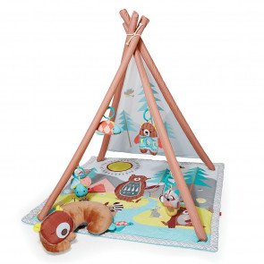 Skip Hop Camping Cubs Tipi Activity Gym Speelkleed
