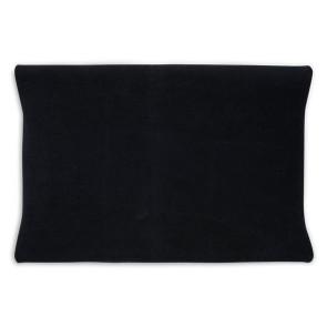 Jollein Aankleedkussenhoes Badstof 50x70cm Zwart