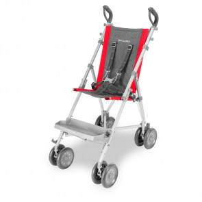 Maclaren Major Elite Special Needs Buggy Charcoal Cardinal