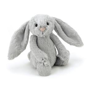 Jellycat Bashfull Bunny Silver (18 cm)