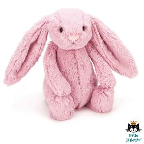 Jellycat Bashfull Bunny Tulip Pink (18 cm)