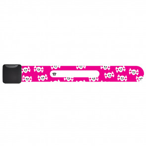 Infoband Piraten Roze