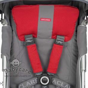 Maclaren Techno Comfort Pack Scarlet Red
