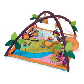 Oops Babygym Multi Activiteiten Speelmat Forest