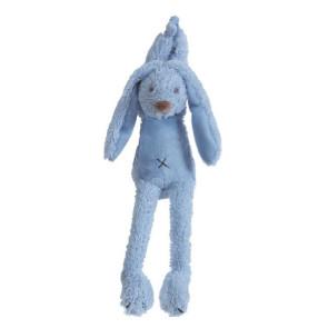Happy Horse Deep Blue Rabbit Richie Muziekdoosje (34 cm)