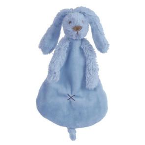 Happy Horse Deep Blue Rabbit Richie Knuffeldoekje (25 cm)