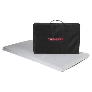 Topmark Matras in tas SAM (geschikt voor campingbed Charlie)