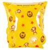 Swim Essentials Zwembandjes Gele Circus Print 0 tot 2 Jaar