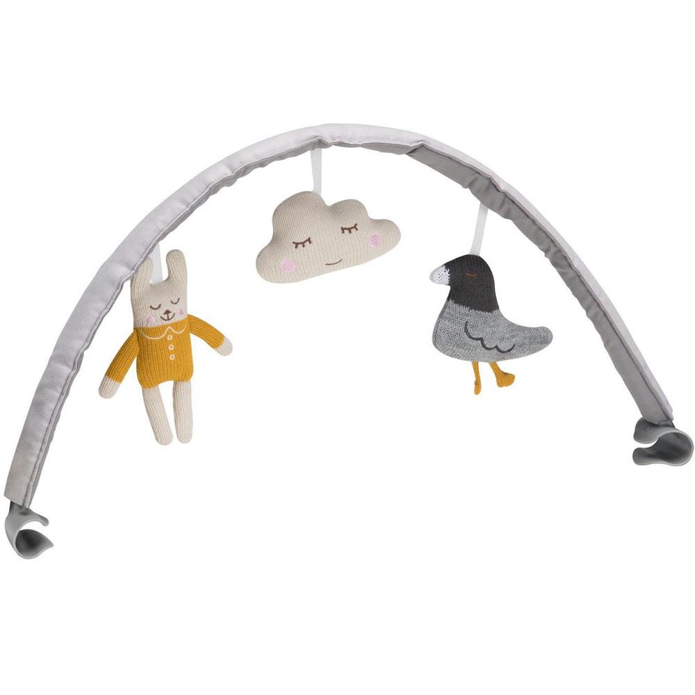 Nuna Leaf Reversible Toy Bar Babycare Nl Worldwide