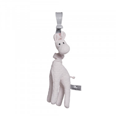Baby's Only Vibrating Giraffe Classic Pink