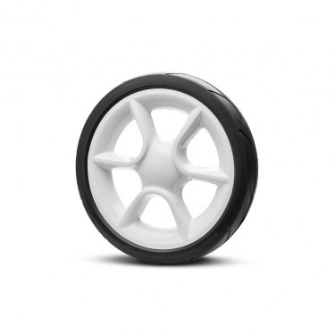 Quinny Moodd Rear Wheel Right White Airless Complete