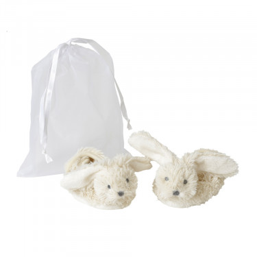 Happy Horse Slippers Rabbit Richie Ivory (10 cm)