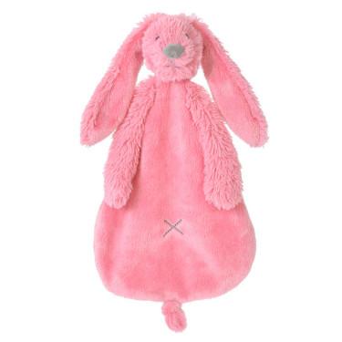 Happy Horse Deep Pink Rabbit Richie Cuddle Cloth 25 cm