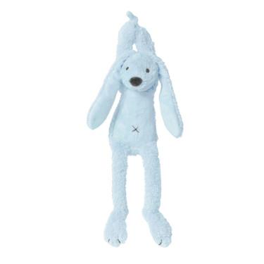 Happy Horse Blue Rabbit Richie Musical (34 cm)