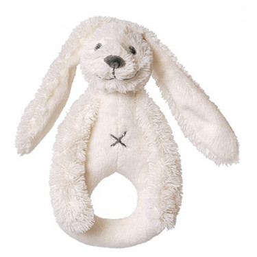 Happy Horse Ivory Rabbit Richie Rattle (18 cm)