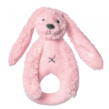 Happy Horse Pink Rabbit Richie Rattle (18 cm)