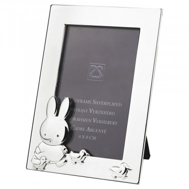 Zilverstad Picture Frame Miffy Mini Silver plated