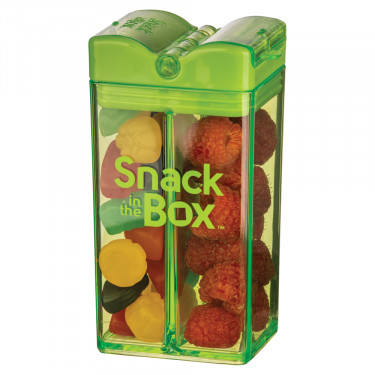 Snack In The Box Green