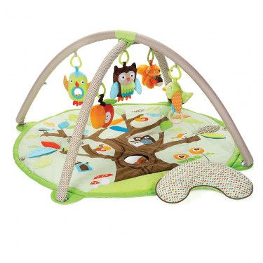 Skip Hop Treetop Friends Tummy Activity Gym