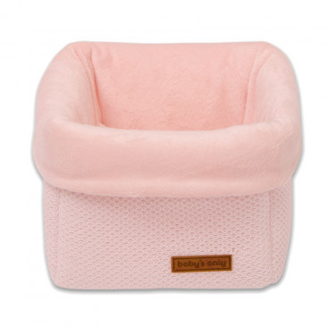 Baby's Only Dresser Basket Classic Pink
